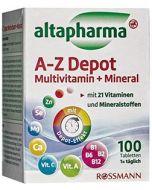 Добавка A-Z DEPOT Altapharma мультивітаміни + мінерали