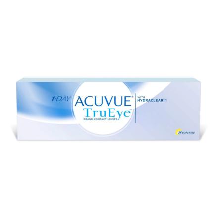 Купить однодневные линзы 1-Day ACUVUE Tru Eye | Тру Ай