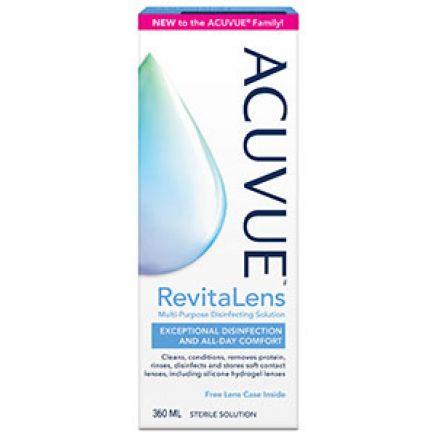 Розчин мультифункціональний Acuvue Revitalens