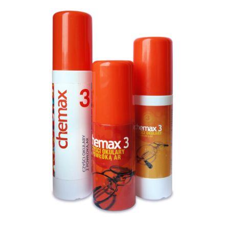 Засіб для очистки окулярів Chemax #3