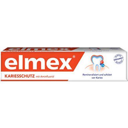 Зубная паста Elmex Защита от кариеса