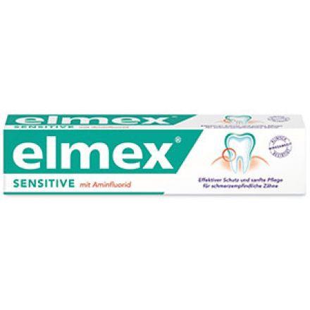 Зубная паста Elmex Sensitive
