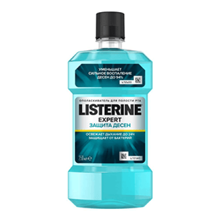 Ополаскиватель для рта Listerine Защита Десен