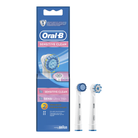 Змінні голівки Oral-B Sensitive