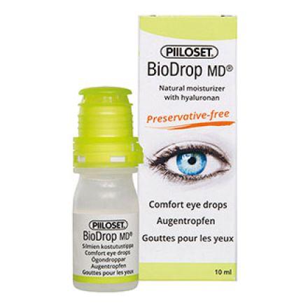 Зволожуючі краплі Piiloset BioDrop MD