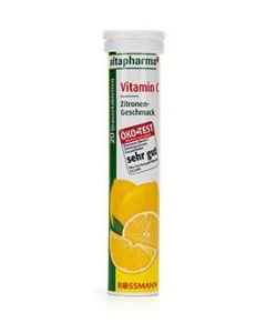 Витамин С Altapharma (шипучие таблетки)