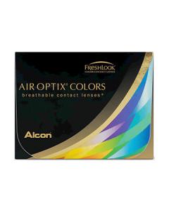 Image of Air Optix Colors Контактные линзы Air Optix® Colors от американской компании Alcon предназначены для временного изменения цвета и подойдут как для людей со светлыми, так и с темными глазами. Они вдвое меньше склонны к образованию бел