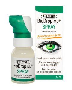 Зволожуючі краплі Piiloset BioDrop (спрей)