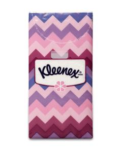 Бумажные платочки Kleenex