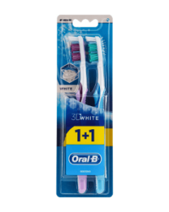 Зубная щетка Oral-B Advantage 3D White