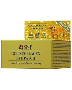 Патчі SNP Gold Collagen Eye Patch