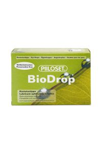 Зволожуючі краплі Piiloset BioDrop (монодози)