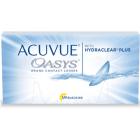 Image of  Двухнедельные линзы ACUVUE OASYS с технологией HYDRACLEAR Plus идеально подходят для любого образа жизни, так как Вы можете носить их 24 часа в сутки.