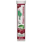 Добавка Залізо + Вітамін С + Вітамін B Altapharma (шипучі таблетки)