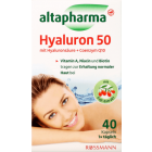 Добавка Гиалурон 50 + Коэнзим Q10 Altapharma