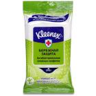 Вологі серветки антибактеріальні Kleenex