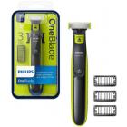 Електричний тример-стайлер-бритва Philips OneBlade QP2520/20